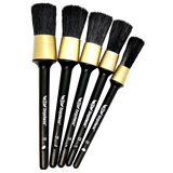Angelwax Brush-Up Bristle Brush Set