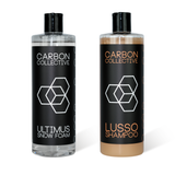 Carbon Collective Ultimus Snow Foam & Lusso Shampoo 2.0 Combo 500ml