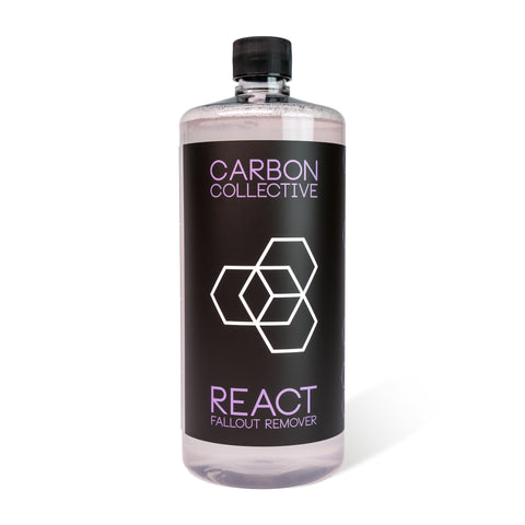 Carbon Collective React Wheel Cleaner & Iron Remover 2.0 1 Litre