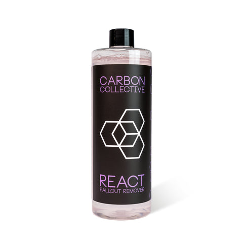 Carbon Collective React Wheel Cleaner & Iron Remover 2.0 500ml