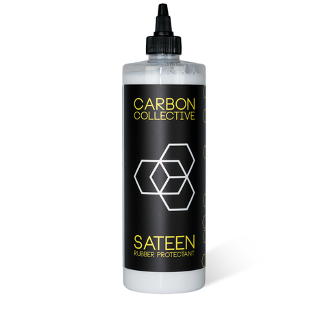 Carbon Collective Sateen Tyre & Rubber Protectant 500ml