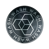 Carbon Collective Wash, Rinse & Wheels Foil Bucket Sticker Set