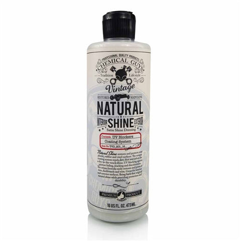 Chemical Guys Natural Shine Interior & Exterior