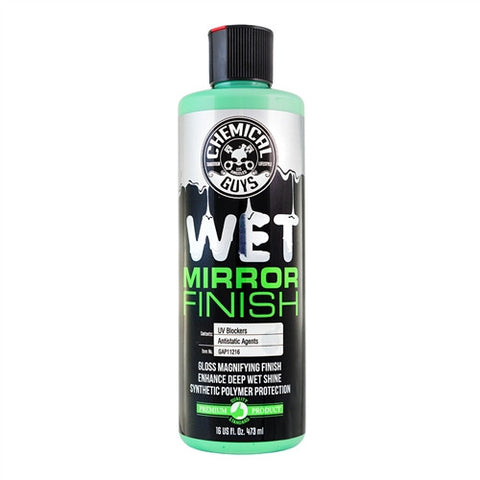 Chemical Guys Wet Mirror Finish Glaze V2 473ml