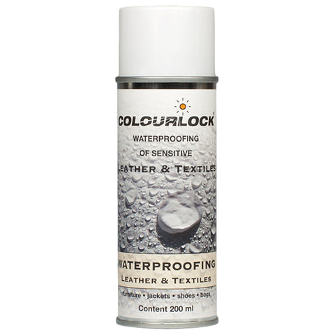 Colourlock Waterproofing For Leather & Textiles 200ML