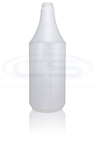 Clean and Shiny 947ml Spray Bottle