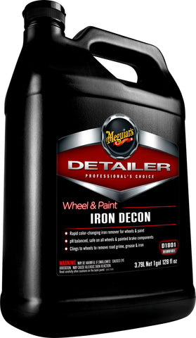 Meguair's D1801 Wheel & Paint Iron Decon 3.79L