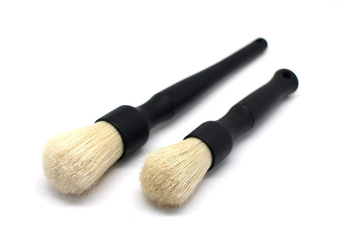 Detail Factory Black Boar Hair Detailing Brush Set
