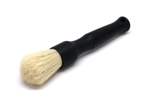 Detail Factory Black Boar Hair Detailing Brush - Small