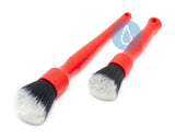 Detail Factory Red Ultra-Soft Detailing Brush Set