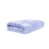 The Rag Company Eagle Edgeless 350 16 x 16 Plush Microfiber Towel - Lavender