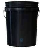 Clean and Shiny 5 US Gallon Bucket (Various Colours)