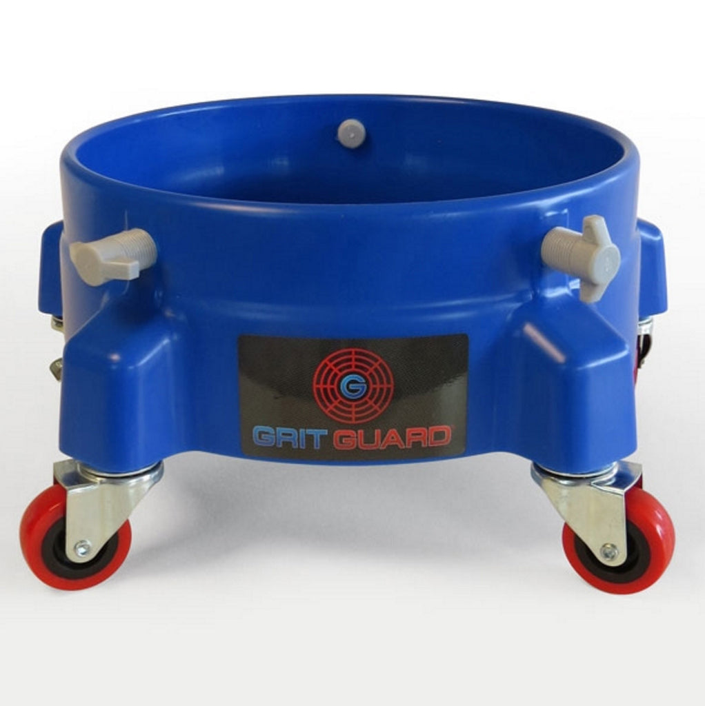 Grit Guard Bucket Dolly Various Colours Free Uk