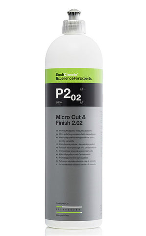 Koch Chemie P2.02 Micro Cut & Finish 1 Litre