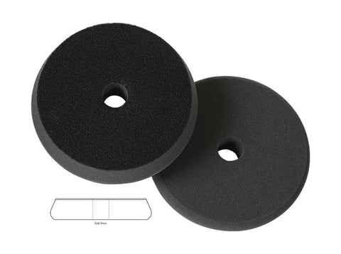 "Lake Country Force Pad 5"" Black - Finishing"