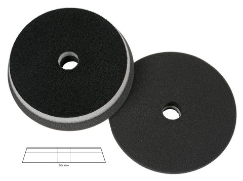 "Lake Country HDO Black Heavy Duty Orbital 5.5"" Finishing Pad"