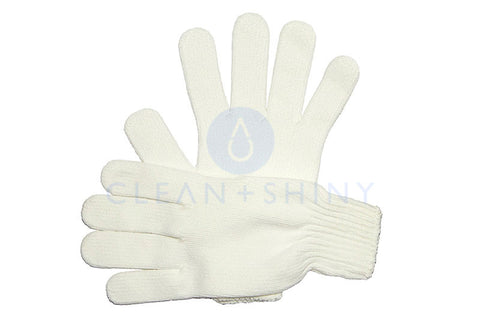 Clean and Shiny Microfiber Gloves (1 Pair)