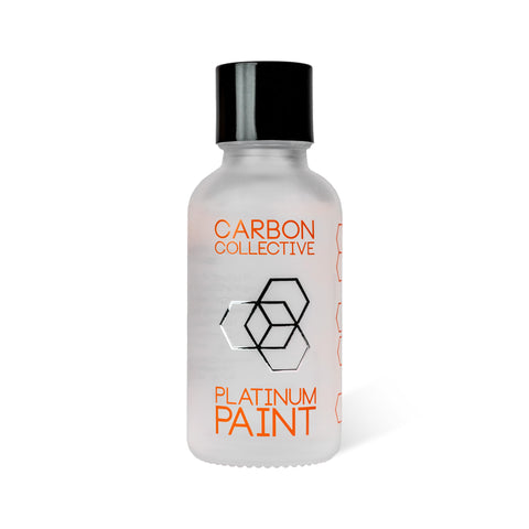 Carbon Collective Platinum Paint Coating 30ml