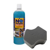 Optimum No Rinse 946ml + The Rag Company Ultra Black Sponge Kit
