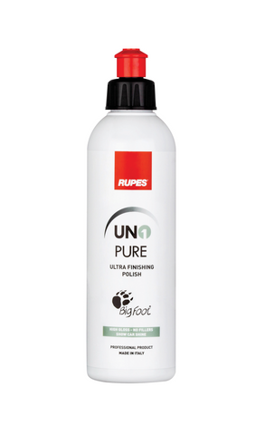 Rupes Uno Pure - Ultra Finishing Polish 250ml