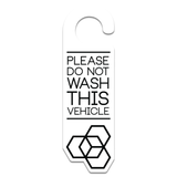 Carbon Collective Do Not Wash PVC Hook