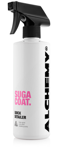 Alchemy Suga Coat - Quick Detailer (500ml)