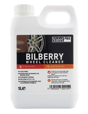 ValetPRO Bilberry Wheel Cleaner 1 Litre
