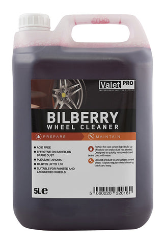 ValetPRO Bilberry Wheel Cleaner 5 Litres