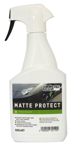 ValetPRO Matte Protect 500ml