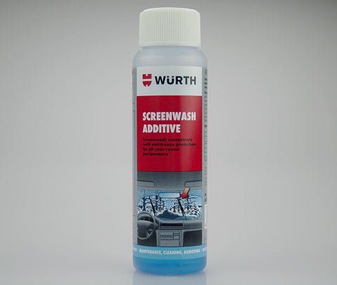 Würth Screenwash Additive 125ml