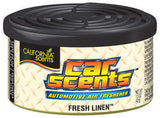 California Scents Fresh Linen Automotive Car Scent