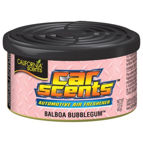California Scents Balboa Bubblegum Air Freshener