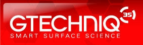 Gtechniq Window Sticker 68mm x 20mm