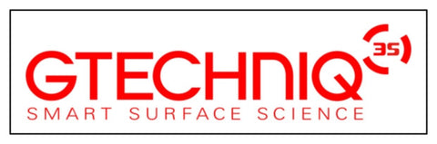 Gtechniq Polypropylene Sticker 243 x 70mm