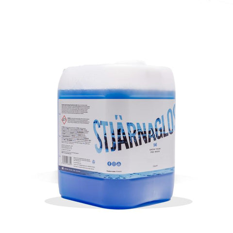 Stjarnagloss SNO - Snow Foam Pre-Cleaner 5 Litres