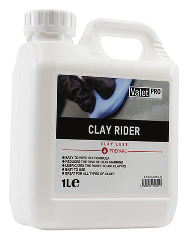 ValetPRO Clay Rider Clay Lube 1L