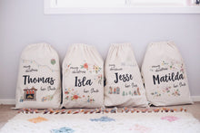 'Thomas' Design Personalised Santa Sack