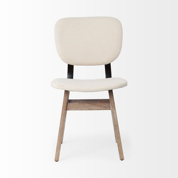 Harley Dining Chair I Cream (set of 2)