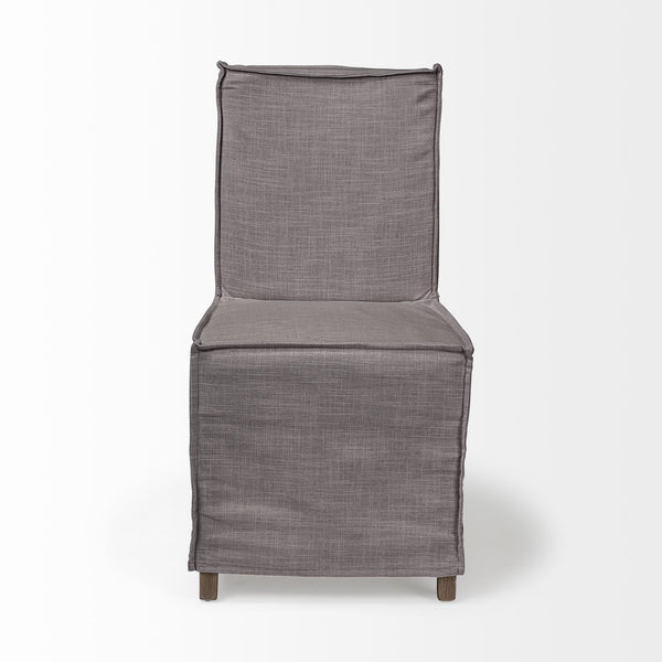 Ellie Dining Chair I Flint Gray (set of 2)