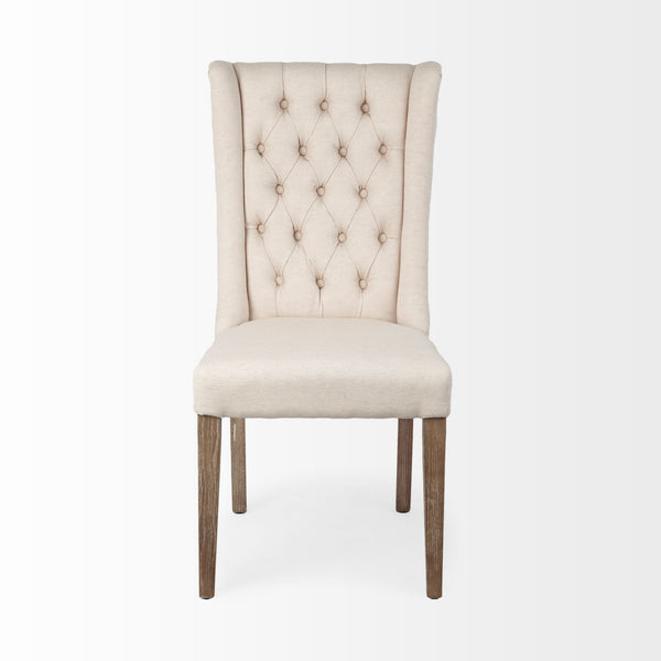 McLeod Dining Chair I Cream