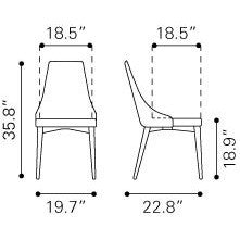 Moor Dining Chair (Set of 2)