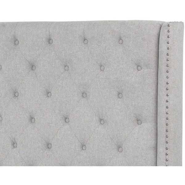 Deanna Bed | Belfast Heather Grey