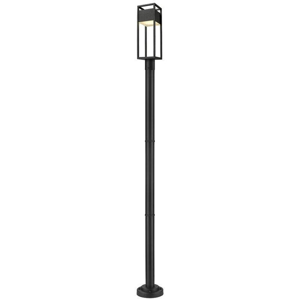 Barwick LED Outdoor Post Lantern | Small