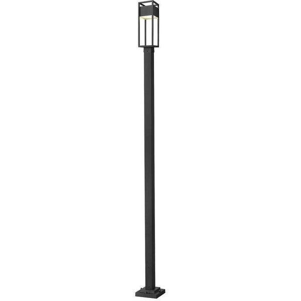 Barwick LED Outdoor Post Lantern | Large