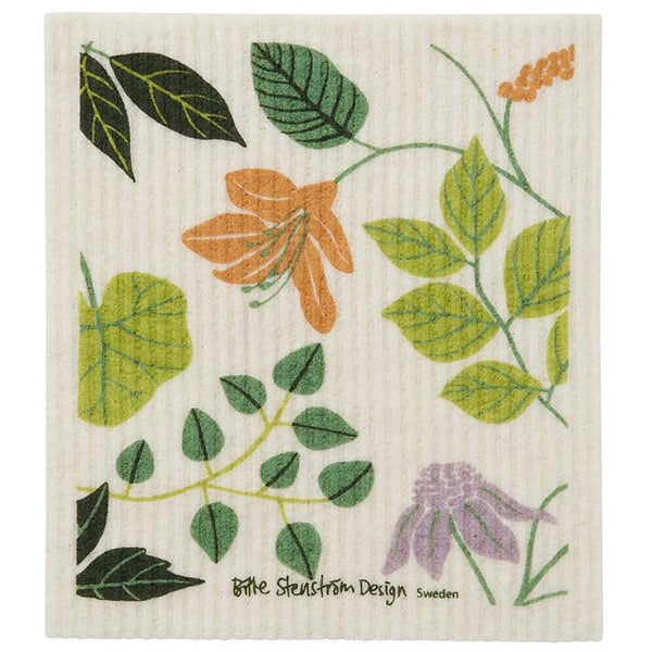 Sponge Cloth | Viola (Set of 2)
