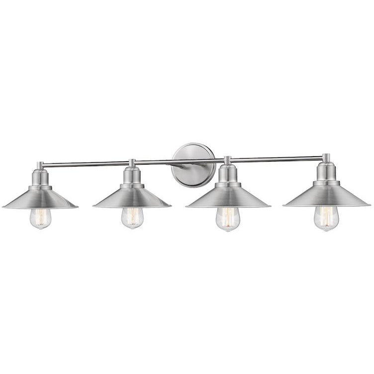 Casa 4-Light Vanity Light | Brushed Nickel