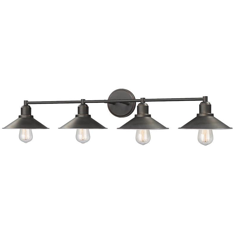 Casa 4-Light Vanity Light | Olde Bronze