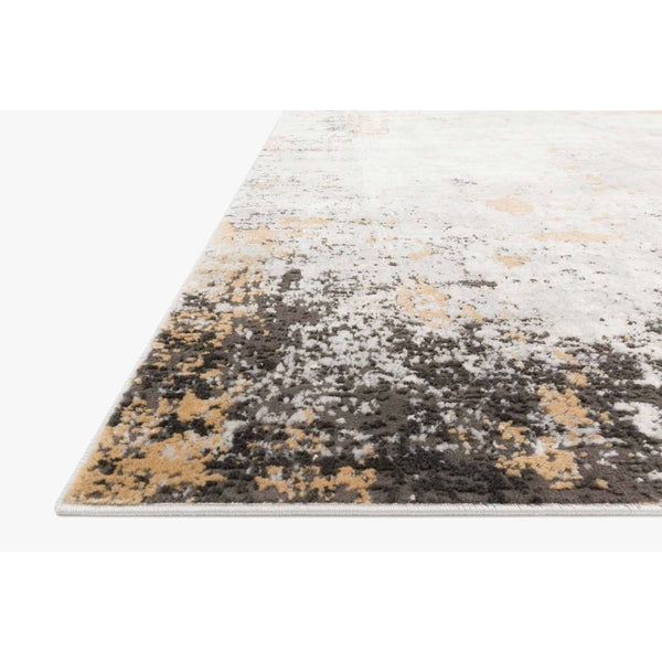Alchemy Rug 02 | Granite/Gold