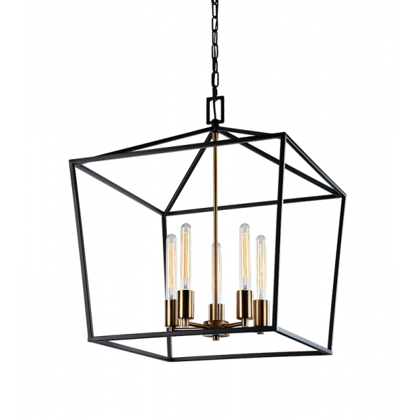 Scatola 5-Light Pendant