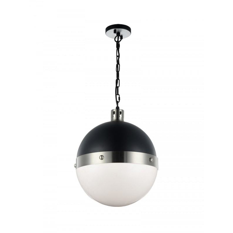 Torino 3-Light Pendant | Nickel